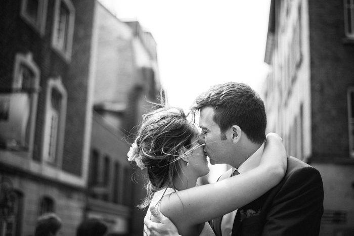 Hochzeitsfotografie im Aachenener Rathaus – Valentina&Bastiaan