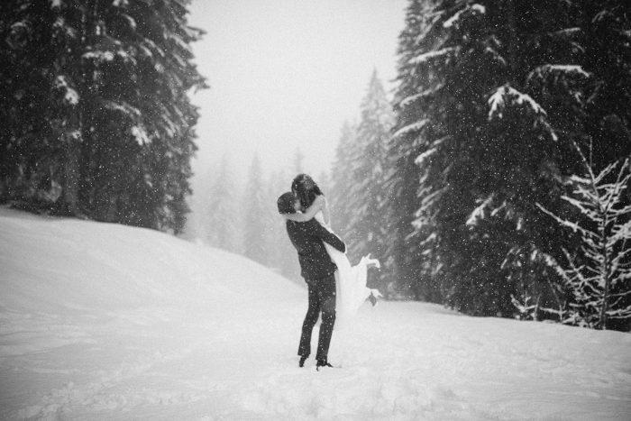Winterhochzeit in Oberstdorf – Sarah&Jan