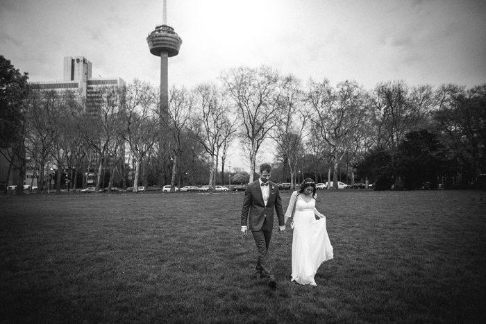 Hochzeit im Neptunbad in Köln – Jana&Johannes